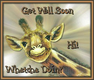 Get Well Soon-gailz-vsc ScheeweSusan Giraffe sj
