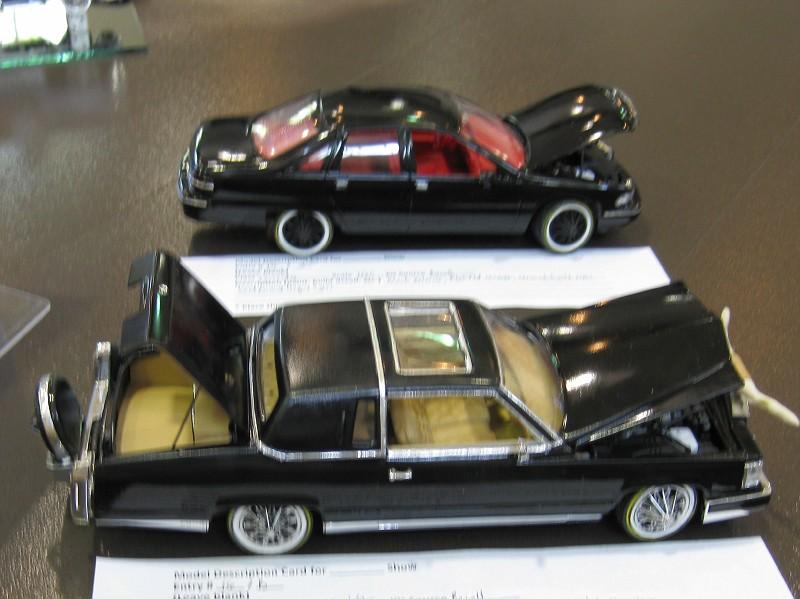 HAMS 3rd Annual Model Car Show 005