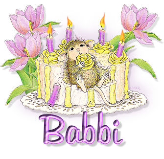 Babbi hm celebrate