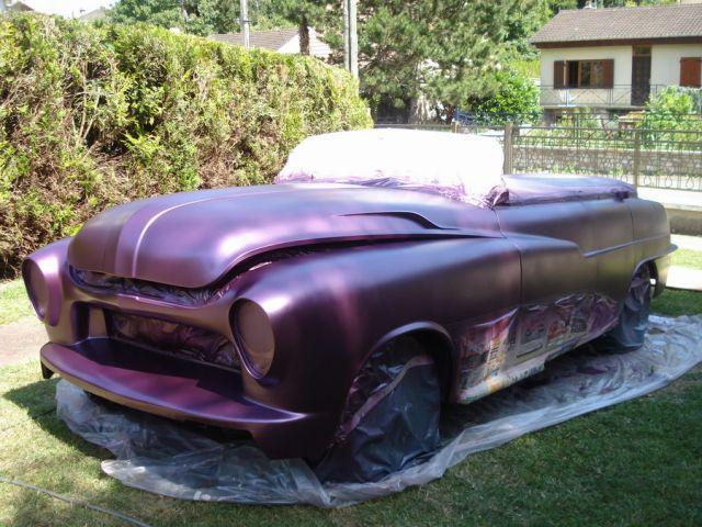 photo custom 1953 vedette 89 olivier 1953 ford vedette album rik hoving custom car photo. Black Bedroom Furniture Sets. Home Design Ideas