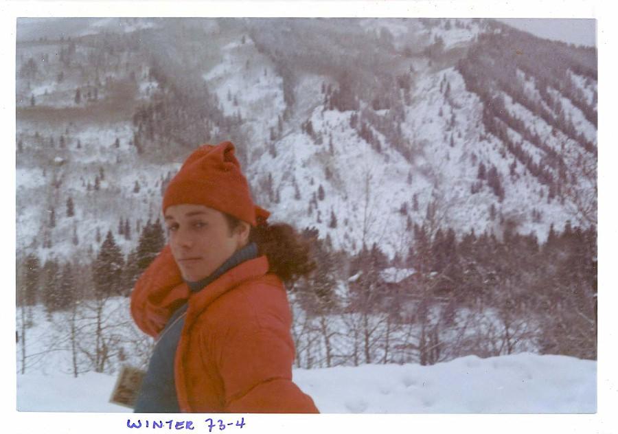 Jaime Lowe in Aspen