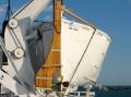 Lifeboat Prop & Rudder