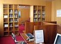 Internet Café & Library