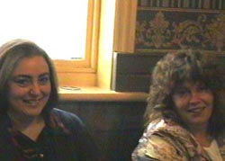 Sue Alexander & Pam Massey