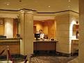 Reception Desk/Pursers Office
