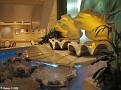 Base of John Mills Sculpture - AURORA