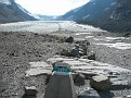 The Athabasca Glacier was here in 1992
