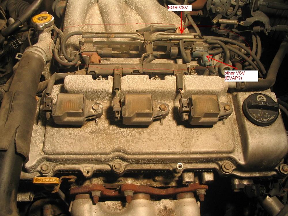 diy: 1mz, egr, code p0401 & p0402 diagnostic & repair - toyota nation forum  : toyota car and truck forums