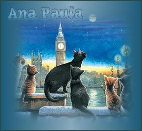 Ana Paula- gazing