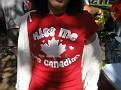 Поцелуй меня- я канадка!