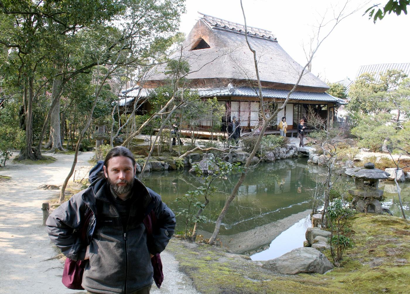 In Isui-en Garden