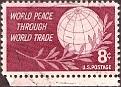 USA 1959 World Peace through World Trade