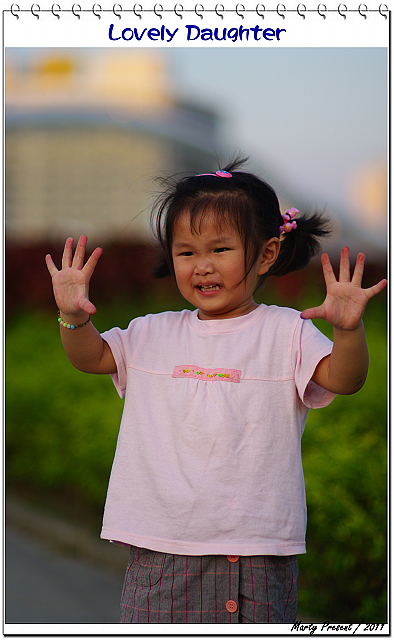 三歲的天使