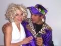 Glamorous Marilyn & DJ Pimp
