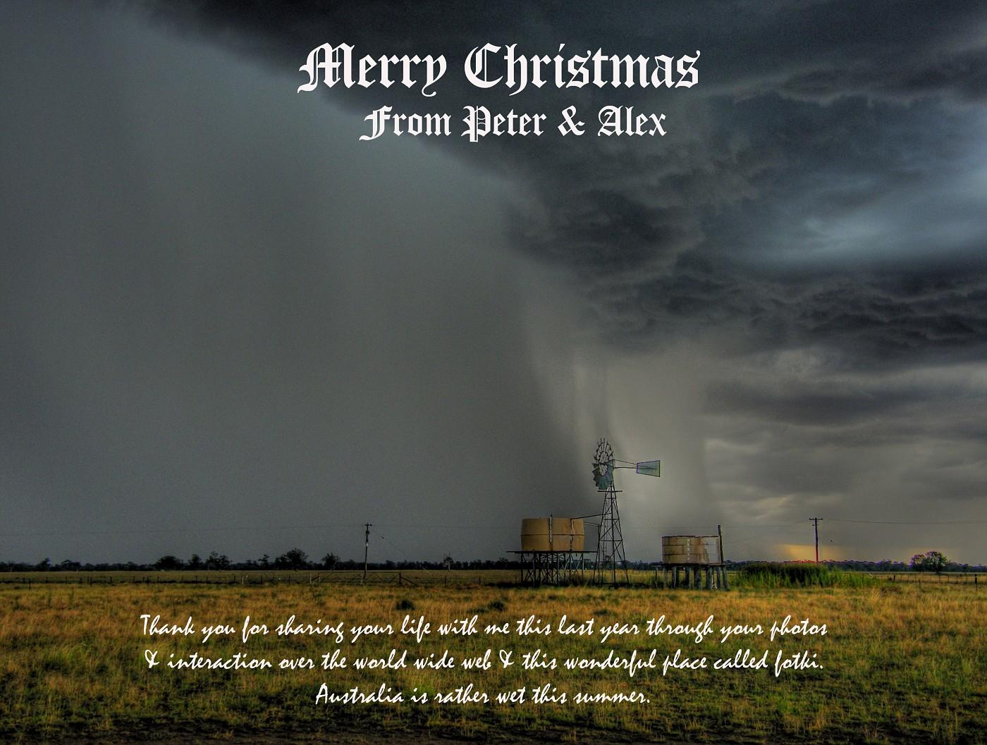 Fotki Christmas Card 2010