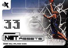 2001-02 EX Net Assets #NA09 (1)