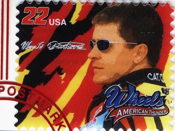 2003 American Thunder Postmark #PM02