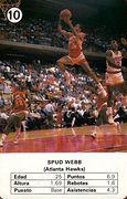 1988-89 Fournier NBA Estrellas #10