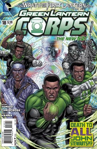 Green Lantern Corps v3 #018