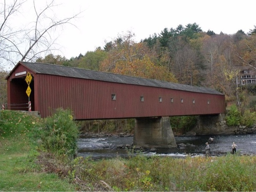 this bridge is in Cornwall, CT