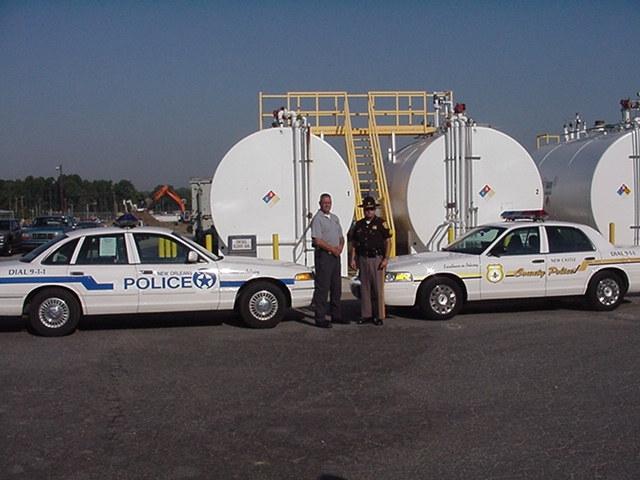 Vehicles Bill and Jamie