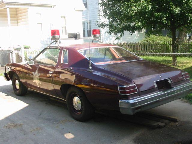 Unk - 1976 Pontiac LeMans