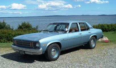 1978 Chevy Nova