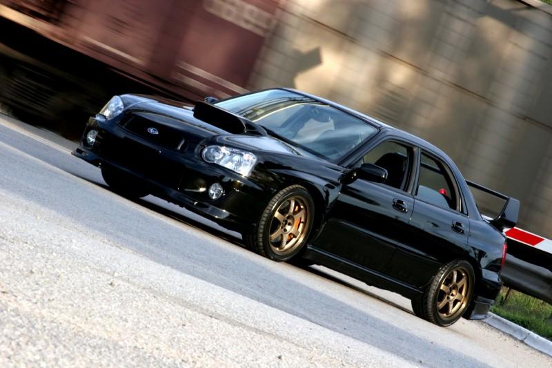 Bronze Rims On Black Cars Nasioc