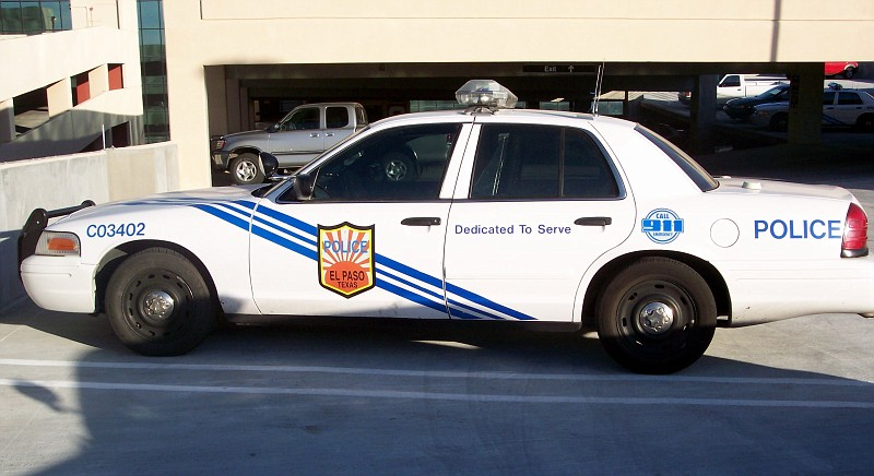 2003 Ford Police Interceptor