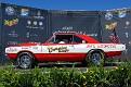 1968 Dodge Hurst Hemi Dart owned by Jim Mangione award