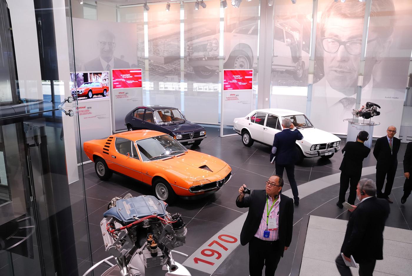 2015 Alfa Romeo Museum view DSC 3999