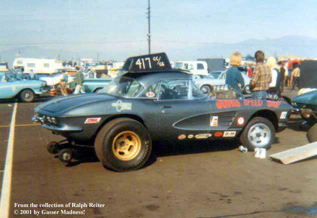 Jons Corvette