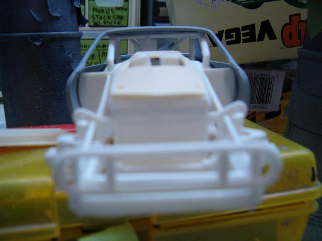 1974 Vega Modifié #X15, terminé 006-vi