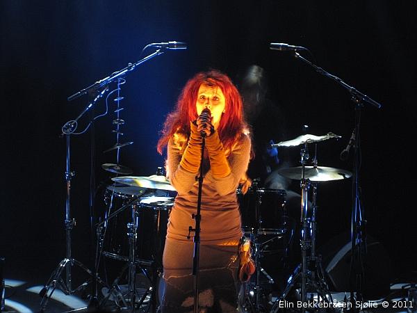 Elin Kåven i Hammerfest, 2011