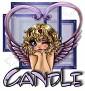 Candle-cupidangel