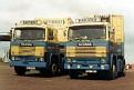OIA 7683 & RIA 5535   Scania 141 4x2 units