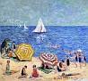 Oak Street Beach [c.1914]
