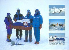 Arctic - NORTH POLE NS