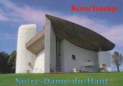2016 LE CORBUSIER - Notre-Dame-du-Haut