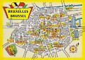 BRUXELLES - 00-Map