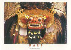Indonesia - Barong - Evil Spirit NT