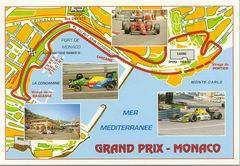 Monaco - Gran Prix NF