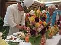 Fruit & Veg Carving QUEEN ELIZABETH 20120111 011
