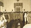 Discours du Président Magloire à l'installation du Général Antoine Levelt comme chef d'Etat Major  des F.A.D.H.  7 Décembre 1950.