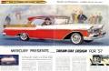 1957 Mercury, Ad.