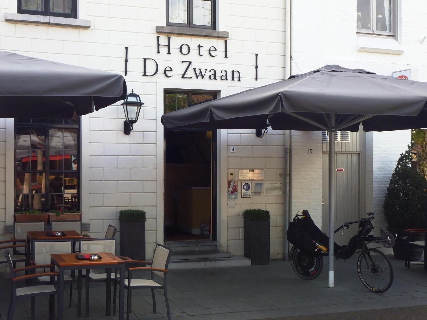 Hotel De Zwaan, Venray