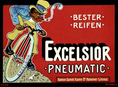 Excelsior Pneumatic - 1900