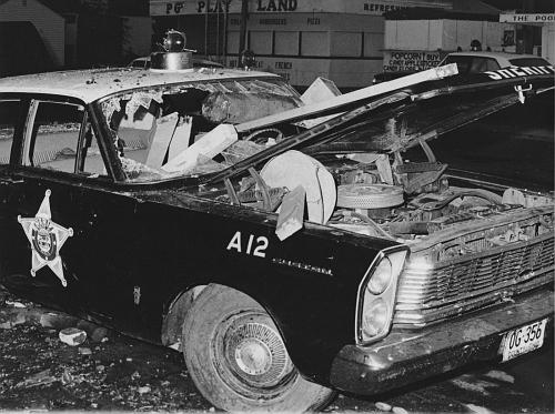 OH - Ashtabula County Sheriff 1965 Ford