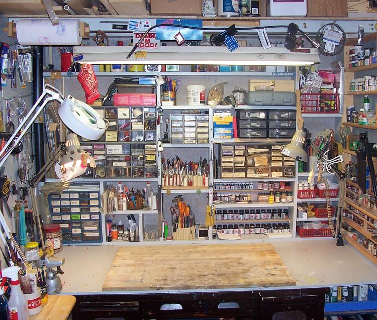 Your Workbench Model Railroader Magazine Model