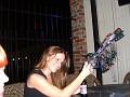 2006-09-08 : Ron's 30th Birthday : Cafe Aspen : Jennifer & Party Favors